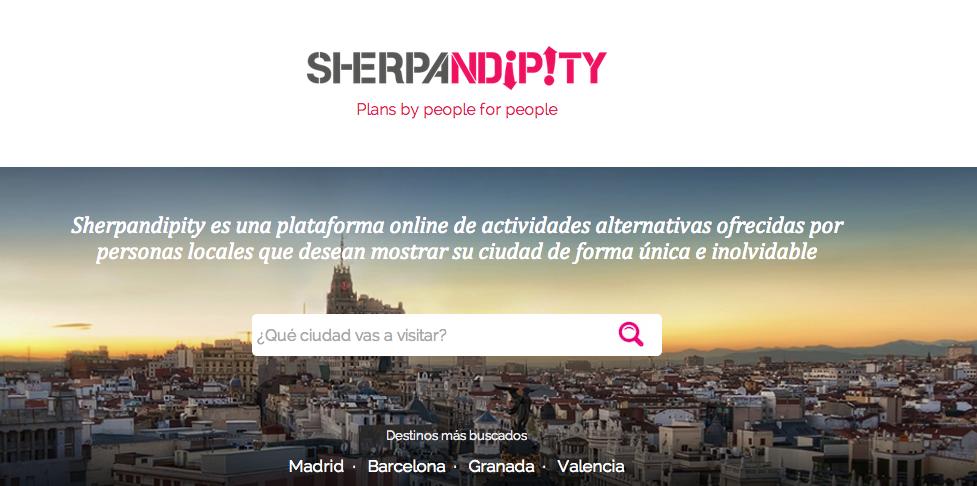 sherpandipity