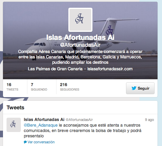 Twitter-IAA