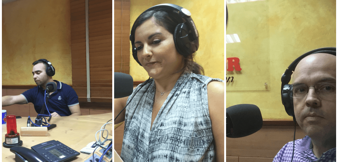 EntrevistaRadioTagoror